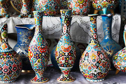 Iranian handicrafts, souvenirs to go on show in Iraq