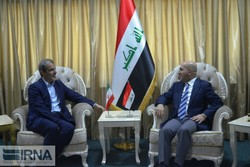 Iraq welcomes Iran's participation in reconstruction