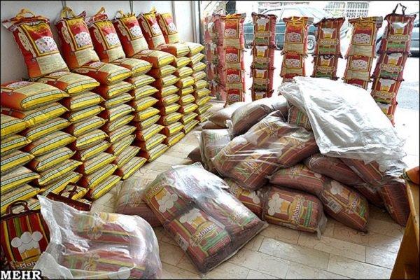 ۹۶۹ هزار تن برنج وارد شد/ کاهش ۱۲ درصدی واردات