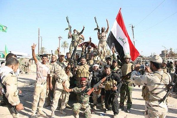 Haşdi Şabi'den Anbar'da DEAŞ'a karşı operasyon