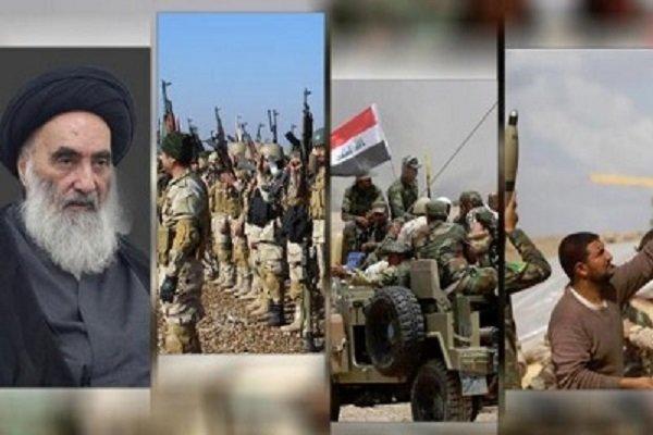 Haşdi Şabi Irak'taki dini mercilerin tutumunu memnuniyetle karşıladı