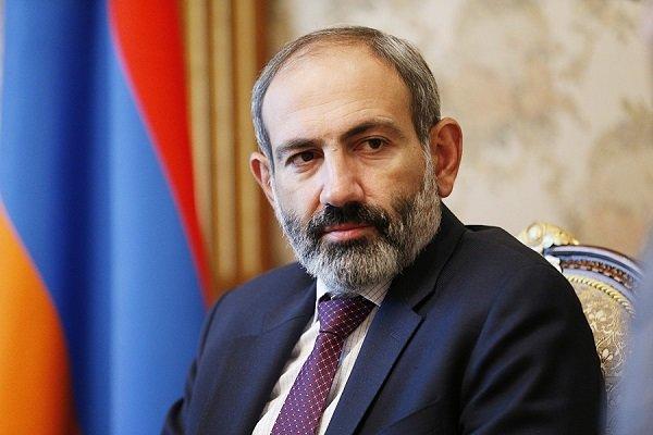 آرمینیا کے وزیر اعظم تہران پہنچ گئے