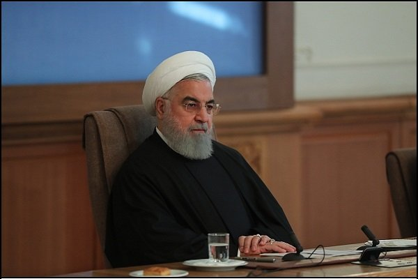 Rouhani underlines importance of Iran-Iraq railway