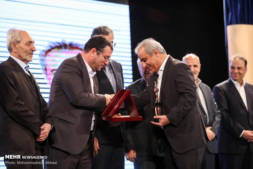 صوبہ تہران کے ممتاز برآمد کنندگان کے اعزاز میں تقریب