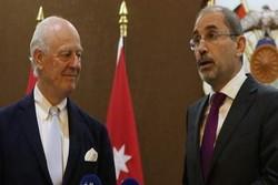 انتقاد اردن از غیاب کشورهای عربی در حل بحران سوریه