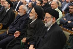 دیدار دستاندرکاران کنگره شهدای استان خراسان جنوبی با رهبر انقلاب