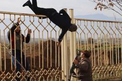 مانور مقابله با حملات احتمالی تروریستی در گلستان