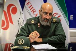 معاون عملیات سازمان بسیج شهادت «محمد محمدی» را تسلیت گفت