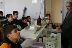فعالیت ۲۲ پژوهشسرای دانشآموزی در کرمانشاه