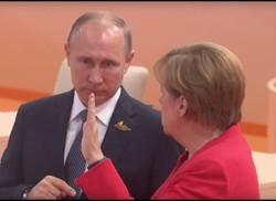 Putin, Merkel discuss crisis in Syria in phone call