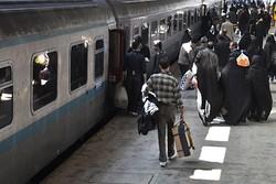 عرضه بلیت قطارهای عید فطر از روز شنبه ۲۸ اردیبهشت