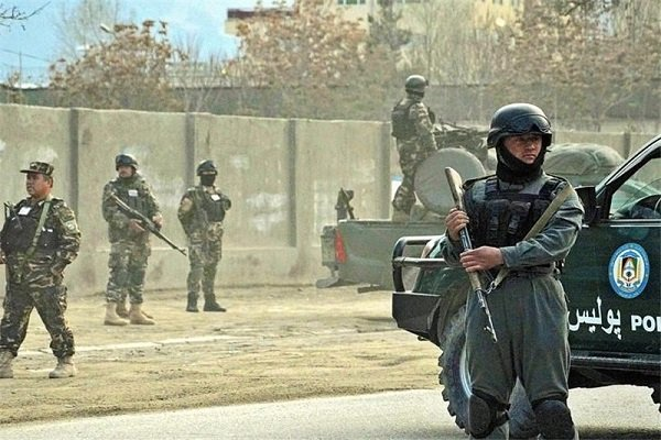 3 Afghan police forces killed in Kabul