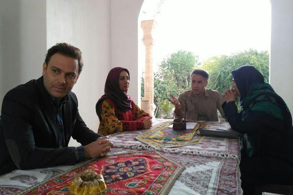 «خاک گرم» به بم رسید/ ادامه تصویربرداری در فهرج کرمان