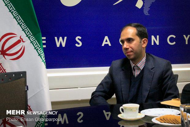 المستشار الاقتصادي لسفارة ايران في موريتانيا حامد توسلي حجتي