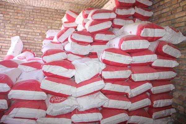 حدود ۱۳ تن شیر خشک قاچاق در ایرانشهر کشف شد