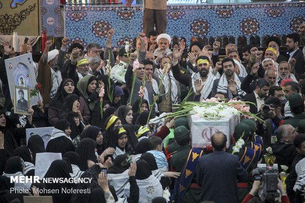 صوبہ خراسان جنوبی میں 2000 شہیدوں کی یاد میں قومی کانفرنس