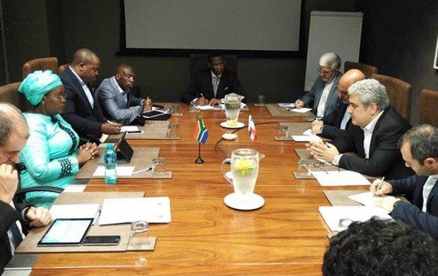 Iran, South Africa business-tech forum kicks off in Johannesburg