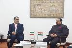 إيران والهند تؤكدان على توطيد العلاقات الاستراتجية في مجال الطب والصحة