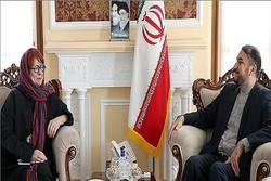 عبداللهيان: على الاوروبيين الاسراع في تنفيذ وعودهم تجاه ايران بمجال الـSPV