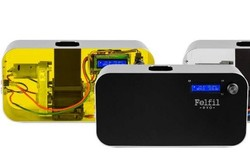 بازیافت زباله چاپگرهای سه بعدی با دستگاه جیبی