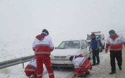 اجرای طرح ملی امداد و نجات زمستانه در کرمانشاه