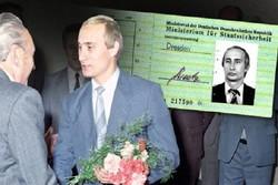 Putin'in geçmişteki kimliği ortaya çıktı