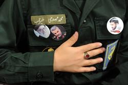 استقبال قائد الثورة الاسلامية لأسر الشهداء / صور