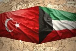 اعزام هیات عالی رتبه امنیتی کویتی به ترکیه