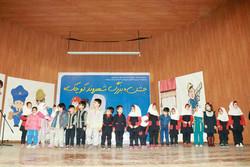جشن بزرگ شهروند کوچک در قزوین برگزار شد