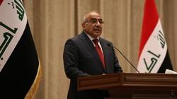 PM Abdul-Mahdi rejects U.S. claim about IRGC role in Iraqi economy