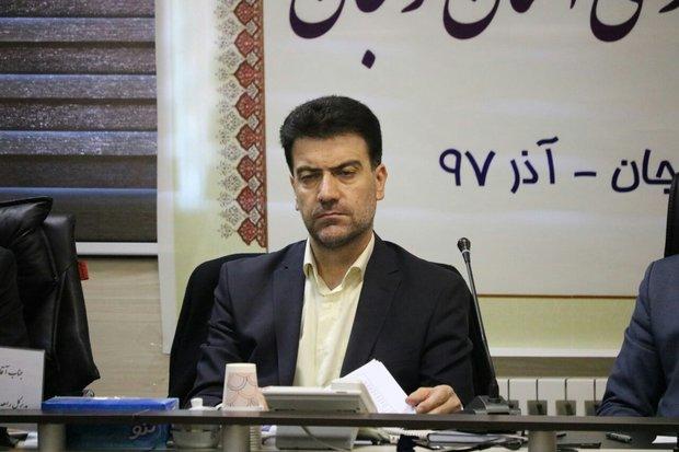تمام راه های اصلی و فرعی زنجان باز است/لزوم انسداد تهم به چورزق