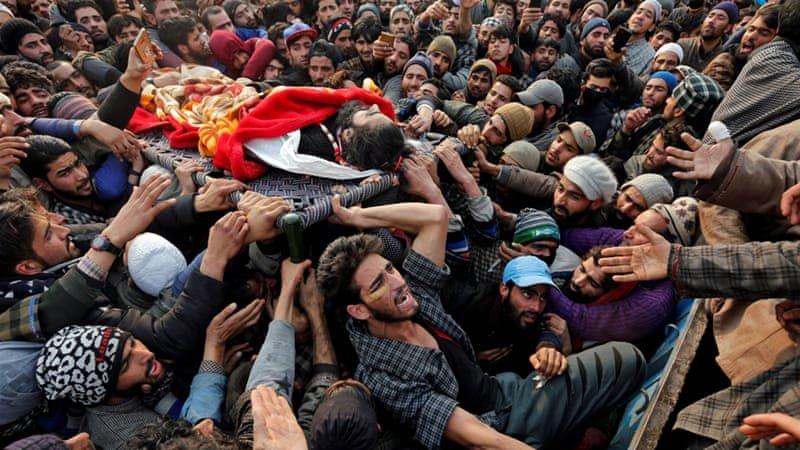 Image result for kashmir killings