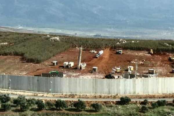 تحرکات تل آویو در مرز با لبنان از بیم عملیات حزب الله