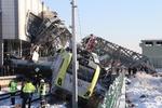 ترکی میں ٹرین کے حادثے میں 7 افراد ہلاک