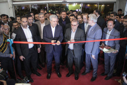 شیراز میں دسویں سیاحتی نمائش کا افتتاح