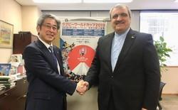 Iran, Japan keen on boosting cultural ties