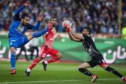 Esteghlal 0-0 Padideh: IPL