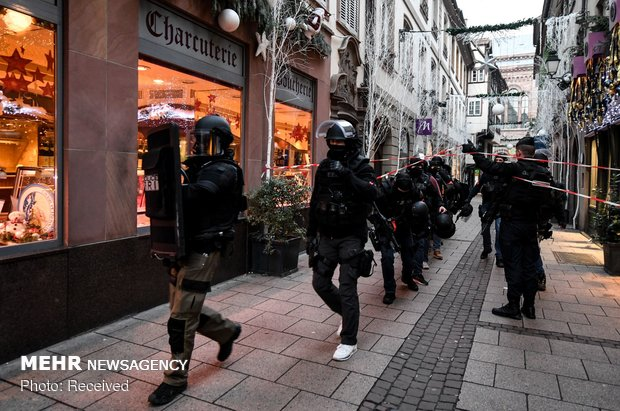 فرانس میں فائرنگ کی ذمہ داری داعش نے قبول کرلی