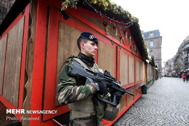 سه کشته در بازار کریسمس در فرانسه