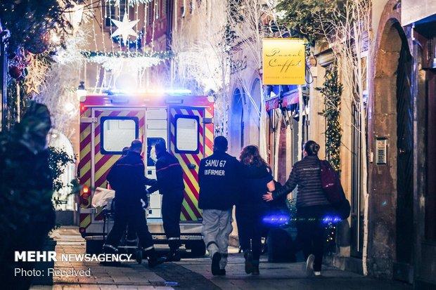 سه کشته در بازار کریسمس در فرانسه - 6