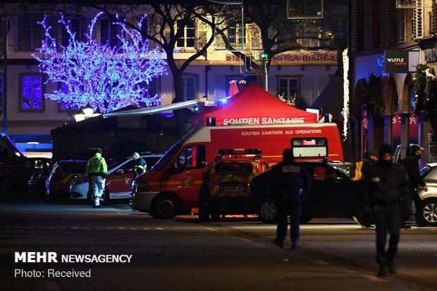 سه کشته در بازار کریسمس در فرانسه - 14