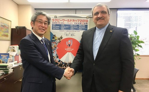 Iran, Japan keen on boosting cultural ties