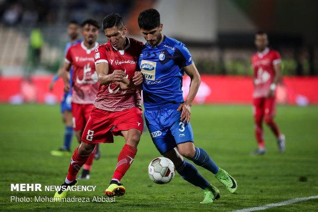 Esteghlal 0 – Padide 0: IPL