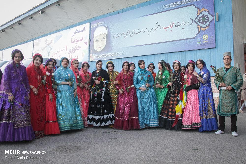 """İran'da """"10. Pars Turizm ve Seyahat Fuarı"""" başladı"""