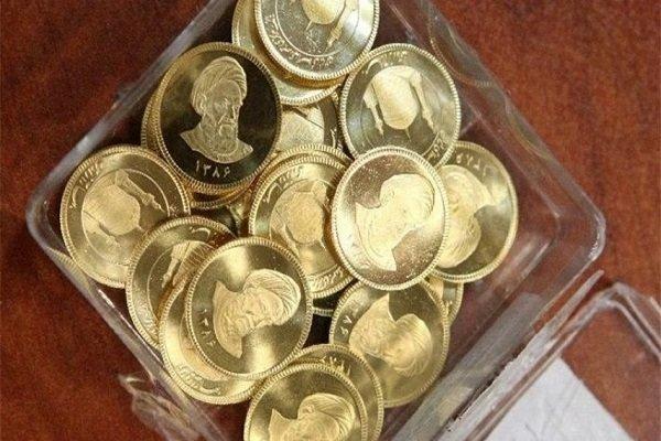 قیمت سکه از مرز ۴ میلیون تومان گذشت/سکه طرح جدید:۴ میلیون و ۴۰ هزار تومان