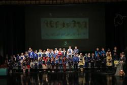 «نوای خرم» پنج ساله شد/ رونمایی از گل های عزیز یک جشنواره
