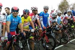 آغاز مسابقات دوچرخه سواری قهرمانی کشور در فریدونکنار