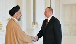 وزیر اطلاعات با رئیسجمهور جمهوری آذربایجان دیدار کرد