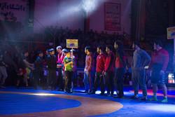 مسابقات کشتی آزاد جام باشگاه های جهان در مازندران