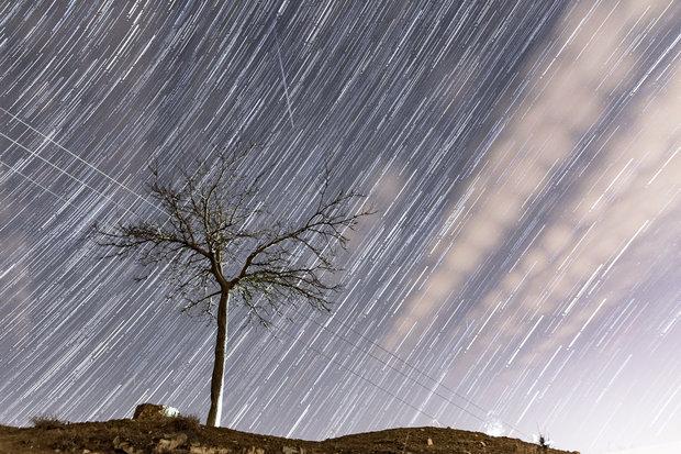 بارش شهابی جوزایی